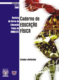 Visualizar V. 8, N. 15, 2009 | Caderno de Educação Física