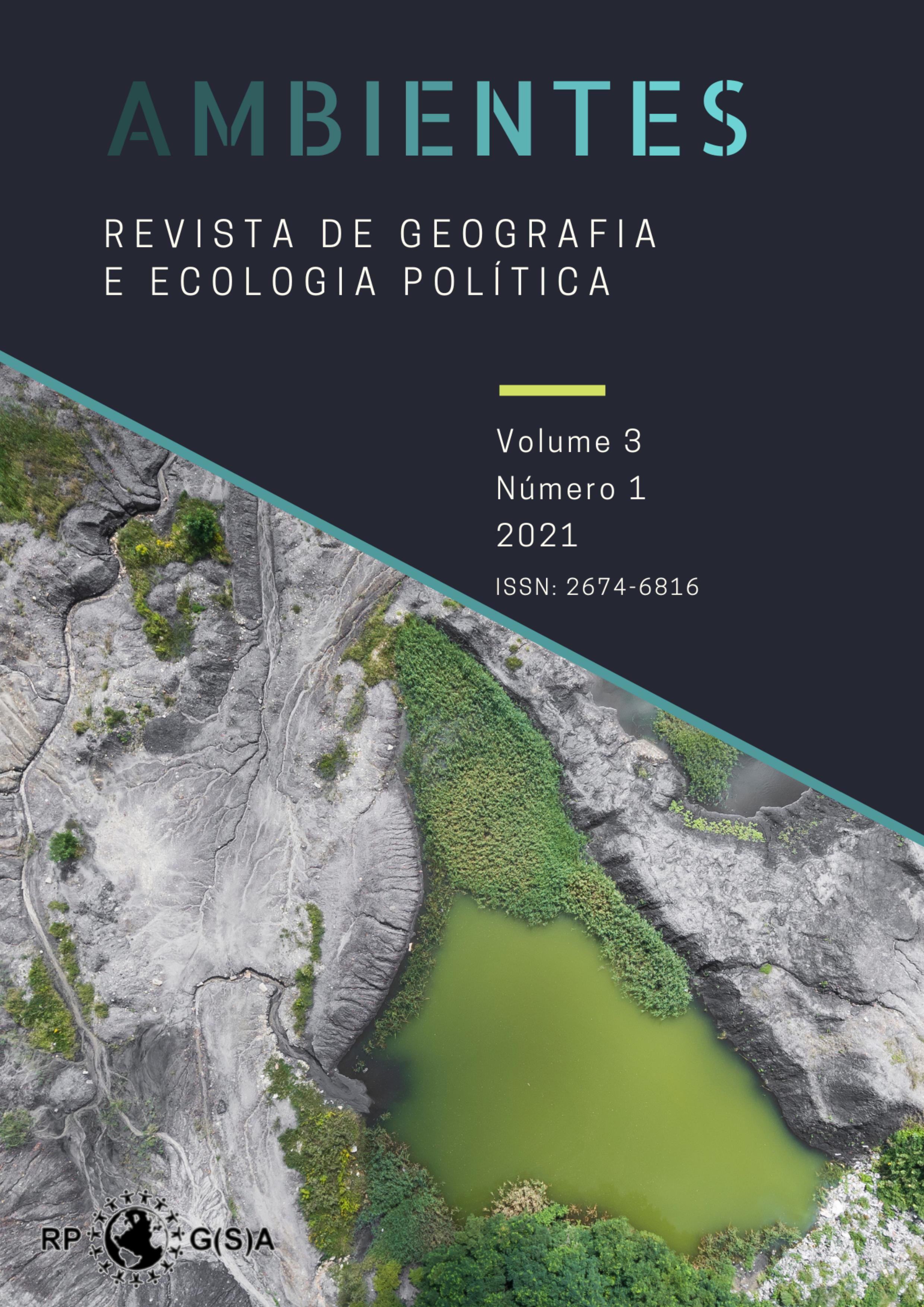 Visualizar v. 3 n. 1 (2021): Primeiro Semestre de 2021