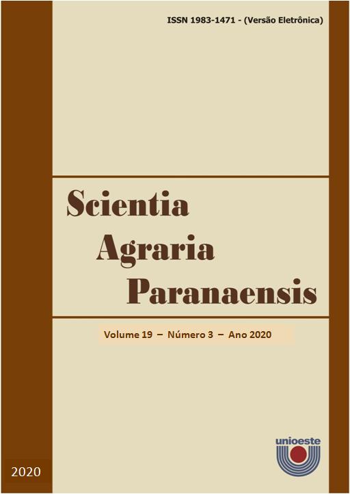 Visualizar Vol. 19, No 3 (2020)