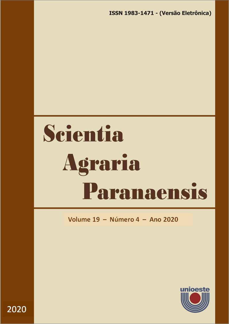 Visualizar Vol. 19, No 4 (2020)